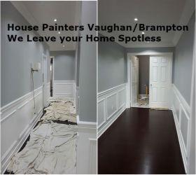House Painters Brampton