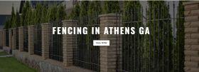 Athens GA Fence Company