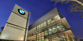 BMW Bird Automotive