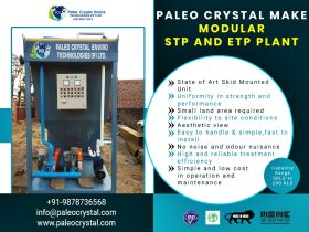 Paleocrystal - Sewage Treatment Plant Manufacturers in Mohali