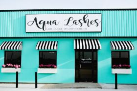 Aqua Lashes | Eyelash Extension