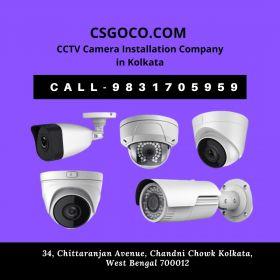 CSGOCO - CCTV Camera Installation in Kolkata