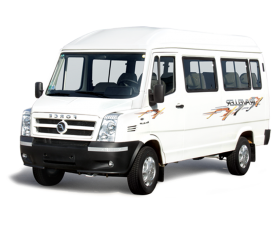 Delhi Tempo Traveller - Tempo Traveller on Rent
