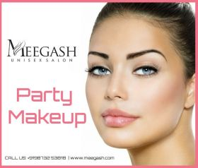 Meegash Unisex Salon in Lucknow