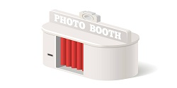 Insta Photo Booth Rental in Los Angeles