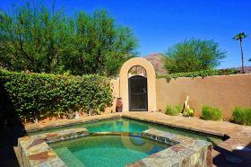 Scottsdale Pool Patio & Landscape Design