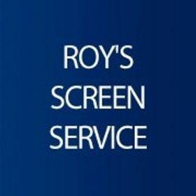 Roy's Screen Service