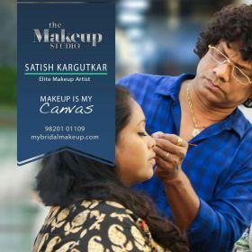 Satish Kargutkar's - The Makeup Studio