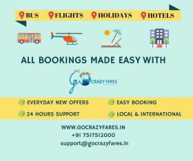 GoCrazyFares