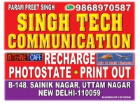 SINGH TECH COMMUNICATION