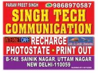 SINGH TECH COMMUNICATION
