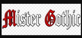 Mr Gothic