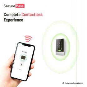 SecurePass - Modern Access Management System