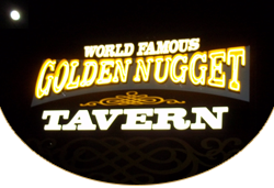 World Famous Golden Nugget -