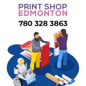 Print Shop Edmonton