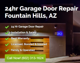 Hill Top Garage Doors