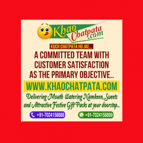Khaochatpata- Namkeen Sweets Online