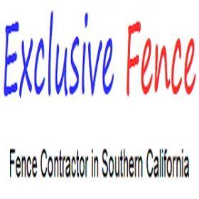 Exclusive Fence Contractor Riverside - Corona - Ontario - Chino