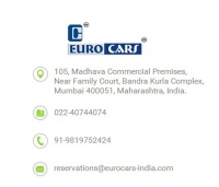 Euro Cars India - Car Rental Company India