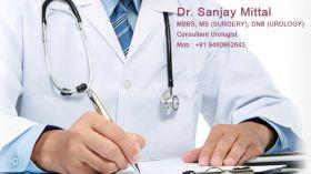 Dr. Sanjay Mittal - Urologist