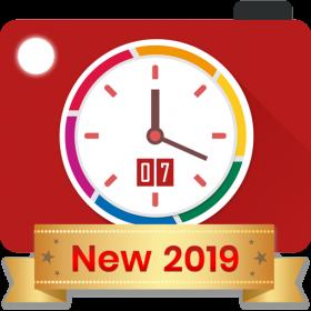 Auto Stamper: Timestamp Camera App for Photos 2019