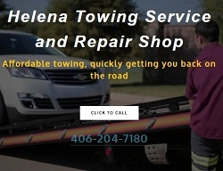 Helena Towing Service and Repair Shop