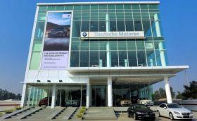 BMW Deutsche Motoren