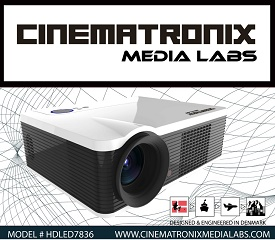 cinematronix media labs hdled7836