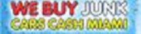 We Buy Junk Cars Cash Miami
