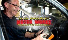 Glen Waverley Motor Works