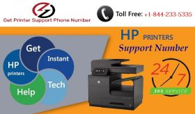 Hp Printer Tech Support Phone Number | 18442335335