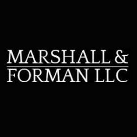 Marshall & Forman LLc