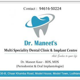 Dr. Maneet's Dental Clinic