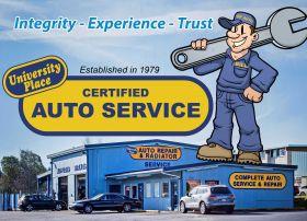 University Place Certified Auto Service