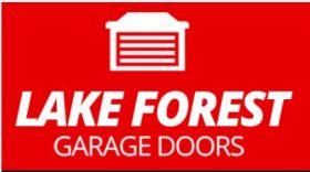 Garage Door Repair Lake Forest
