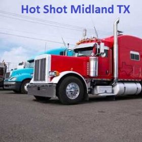 Hot Shot Midland TX