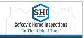 Sefcovic Home Inspections