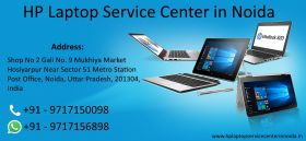HP Laptop Service Center in Noida