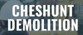Cheshunt Demolition
