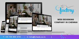 Web Design Company in Chennai - Creative Factory