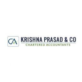 Krishna prasad & Co, Chartered Accountants
