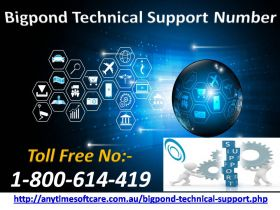 Bigpond Technical Support Number