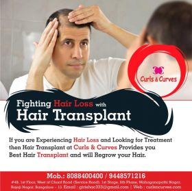 Curls & Curves - Hair Transplant & Cosmetic Surgery Center