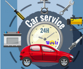Car Service & Repair in Chennai - Weelz