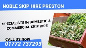 Noble Skip Hire Preston