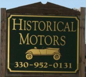 Historical Motors