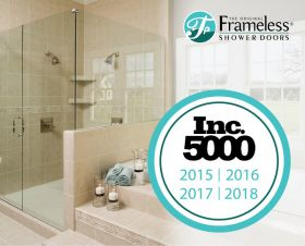 The Original Frameless Shower Doors