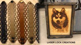 Laser Lock Creations