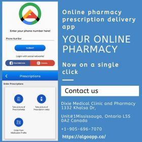 Algo Pharmacy App