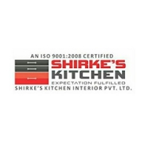 Shirke's Interiors Kitchen